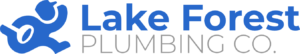 lake forest plumbing co logo